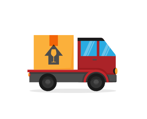 Preparación de pedidos y salidas de mercancía